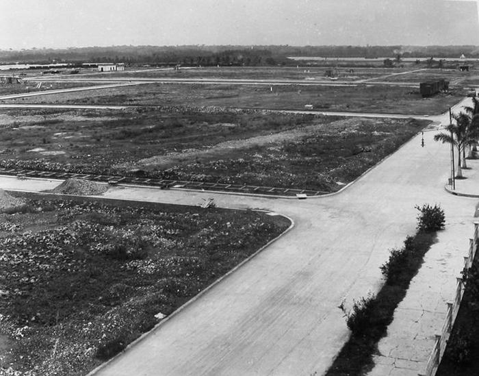 area residencial colon julio 1920