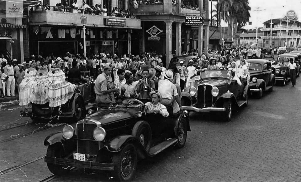 carnaval victoria panama 1946 (8)