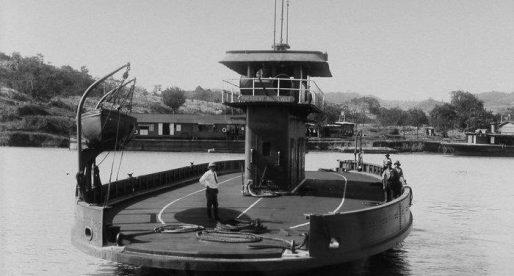 El desaparecido ferry del Canal de Panamá