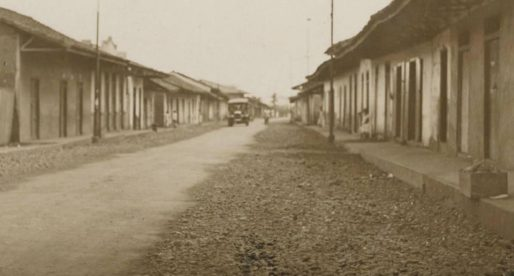 25 fotos viejas de la provincia de Herrera