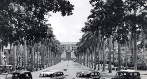 La historia del Paseo El Prado