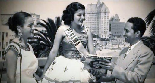 La primera Miss Panamá de la historia
