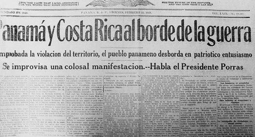 12 portadas de periódicos que hicieron historia en Panamá
