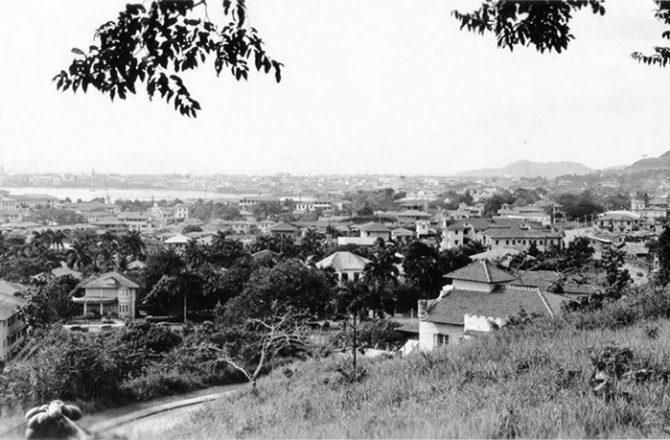 El Panamá de antaño (a través del lente de John Flatau)